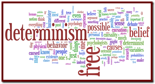 an argument against determinism in the free will and determinism debate Free will and determinism sketch out arguments for (1) incompatibility of determinism and free will (2) determinism and moral responsibility indicate the various positions one might take in response to these arguments.