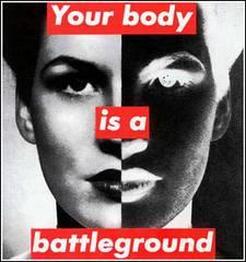 women body battleground