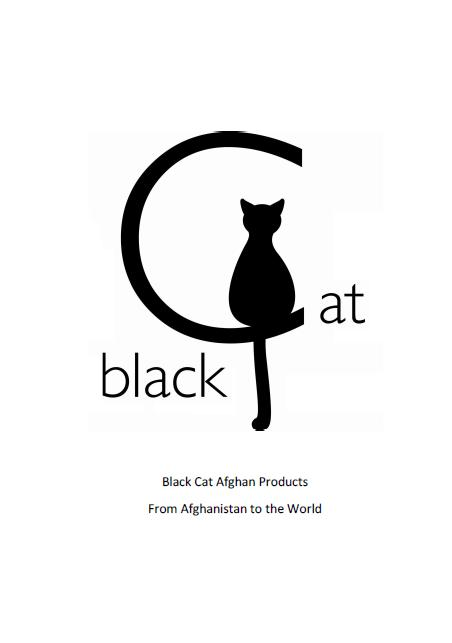 Afghan black cat 1