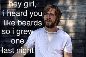 ryan gosling beard